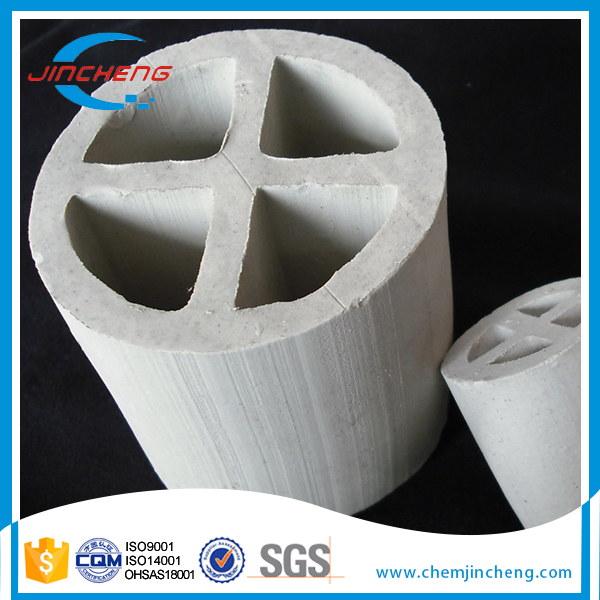 Ceramic Cross Partition Ring